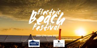 Electric Beach Festival, Newquay, Cornwall 2017