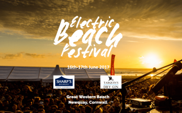 Electric Beach Festival, Newquay, Cornwall 2017