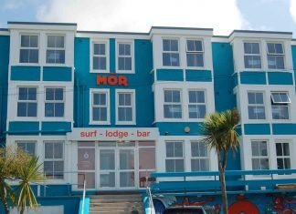 Mor Lodge Group Accommodation Newquay